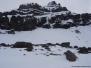 Distribución permafrost de montaña en el NO de Chubut