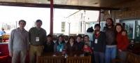 2014. Reunión del Sub-Comité de Ciencias de la Criósfera (SAC) y de la Asociación Argentina y Sudamericana de Permafrost (AASP)